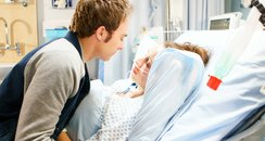 Coronation Street  David and Shona
