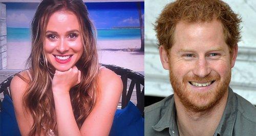 Camilla and Harry