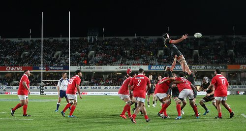Tonga v Wales - June International Test - Eden Par