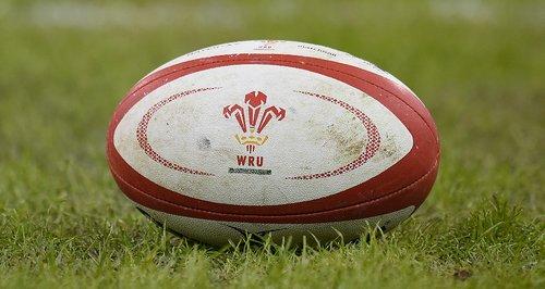 WRU rugby ball