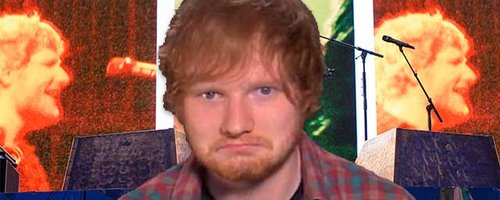 Ed Sheeran hits back Glasto critics