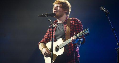 Ed Sheeran live 2017