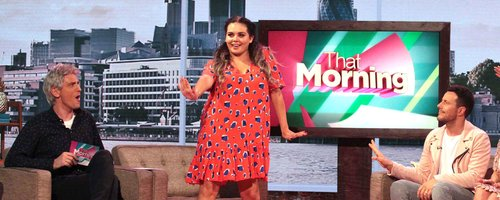 Scarlett Moffatt Host The Week Is Axed Asset
