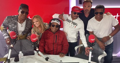 The Jacksons With Jamie And Emma