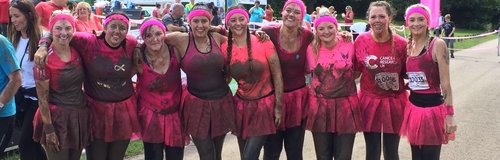 Pretty Muddy Clumber Park