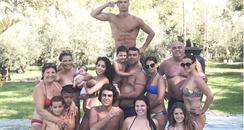 Cristiano Ronaldo confirms he is expecting his fou