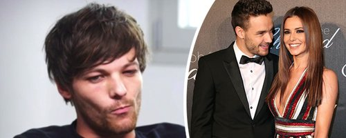 Louis Tomlinson Admits It Was A Shock When Cheryl