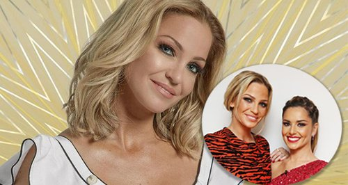Sarah Harding hints at feud with Cheryl Tweedy