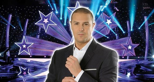 Paddy McGuiness New Stars In Their Eyes Style Show