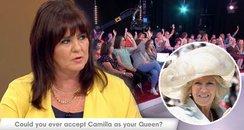 Loose Women Camilla Queen Canvas