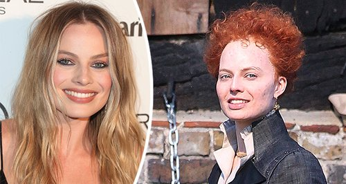 [PICS] Margot Robbie is completely UNRECOGNISABLE in pics from her new movie