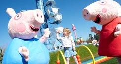 Paultons Parks Peppa Pig World