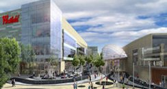 Artist's impression Westfield Shopping Centre